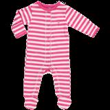 Gestreepte baby pyjama